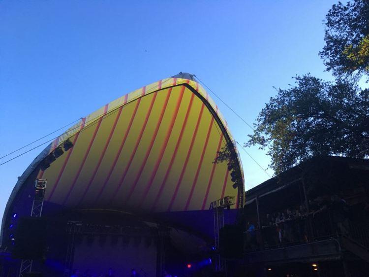 The Brian Jonestown Massacre at Levitation Festival in Austin, Texas 2018